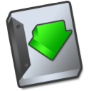 downloaded, paper, document, file icon