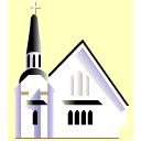 wedding,chapel icon