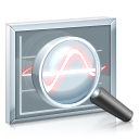 Results, View icon