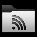 rss,folder icon