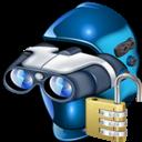 Search, Secure, Unlock icon