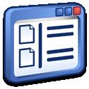 view, detail, windows icon