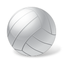 ball, volleyball, sports icon
