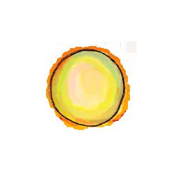 round, circle icon