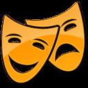Theater Yellow 2 icon