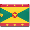 grenada,flag,country icon