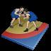 greco, wrestling, roman icon