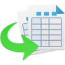 generate tables icon