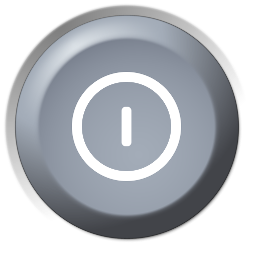 shutdown, remote, turn off, power off icon
