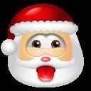 Santa Claus Impish icon