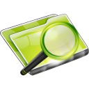 Search Search Folder icon