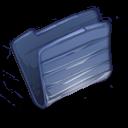 Folder Dark Blue icon