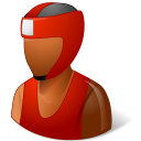 Sport Boxer Male Dark icon