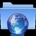 Places folder remote icon