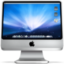 screen, apple, imac, computer, mac, monitor icon