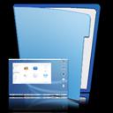 desktop, folder, alt icon