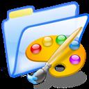 Deskmod, Folder icon