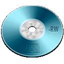 Cd, Device, Optical, Rw icon