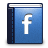 fb, book icon
