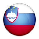 flag, slovenia, country icon