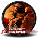Flashpoint, Operation, Red, River icon