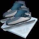 skating, track, short, speed icon