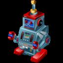 Automation, Robot icon