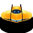 flying, sub icon