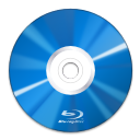 Devices media optical blu ray icon