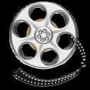 film, movie, reel, media, video icon