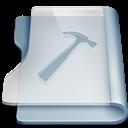 Developer, Graphite icon