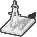 engineering, dis icon