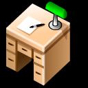 workspace, desktop icon