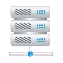 storage, database, internet, data icon