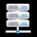storage, database, internet, data icon