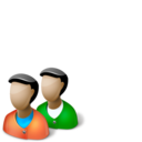 group,user icon