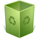 empty,recyclebin,trash icon