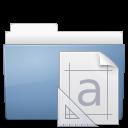 Folder templates icon