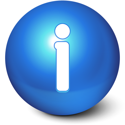about, ball, info, tipp, information, danger, cute icon