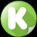 kickstarter, ideas, campaigns, idea icon