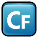 cs, adobe, coldfusion icon