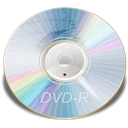 Dvd, r icon