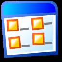 View multi column icon