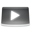 videos, folder icon