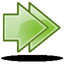 First, Goto, Gtk, Rtl icon