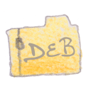 filetype, deb icon