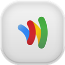 Google, Light, Wallet icon