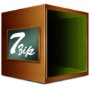 Fichiers compresse 7zip icon