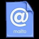 location, mailto icon