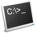 ms, application, dos icon